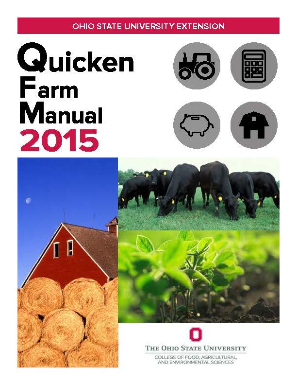 Quicken Manual 2015