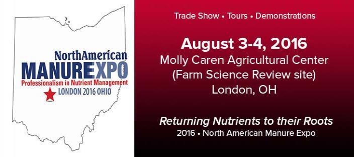 North American Manure Expo London Ohio