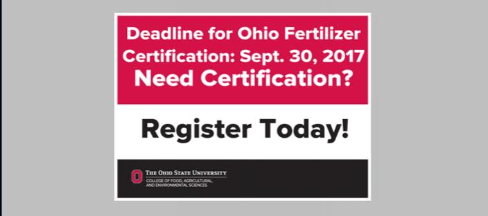 register for fertilizer training
