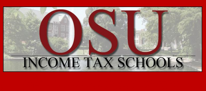 OSU Income Tax Schools
