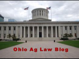 Photo of the Ohio Statehouse