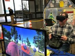 FSR Virtual Reality